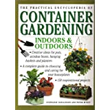 The Practical Encyclopedia of Container Gardening Indoors&Outdoors ~ Stephanie Donaldson