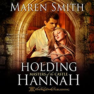 Holding Hannah Audiobook