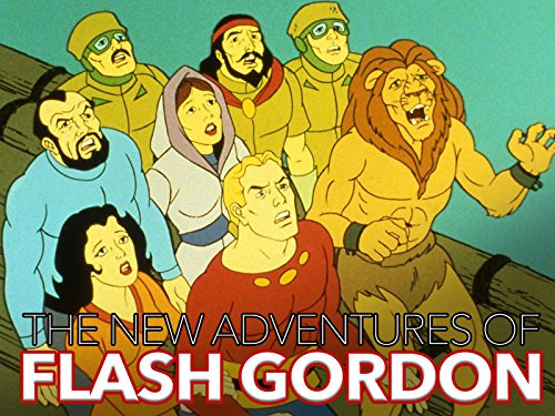 The New Adventures of Flash Gordon - Season 1