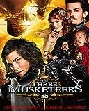 【初回限定生産】三銃士/王妃の首飾りとダ・ヴィンチの飛行船 3D&2Dブルーレイセット [Blu-ray]