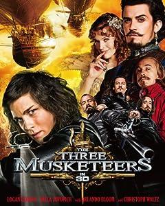 三銃士/王妃の首飾りとダ・ヴィンチの飛行船 3D&2Dブルーレイセット [Blu-ray]