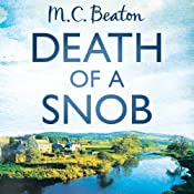 Death of a Snob: Hamish Macbeth, Book 6 | M. C. Beaton