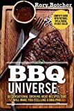 BBQ Universe: 50 Sensational Smoking Meat Recipes That Will Make You Feel Like a BBQ Pro (Rory's Meat Kitchen)