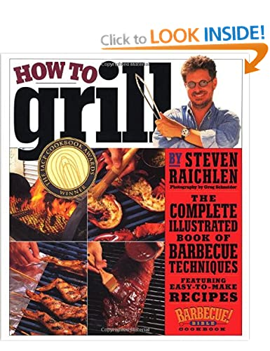 How to Gril by Steven Raichlen