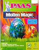 PAAS Fun Expressions Easter Dye Decorating Kit Molten Magic
