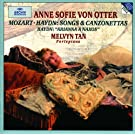 Haydn / Mozart: Songs and Canzonettas