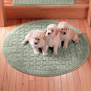 Amazon.com - Weave Washable Rug-36