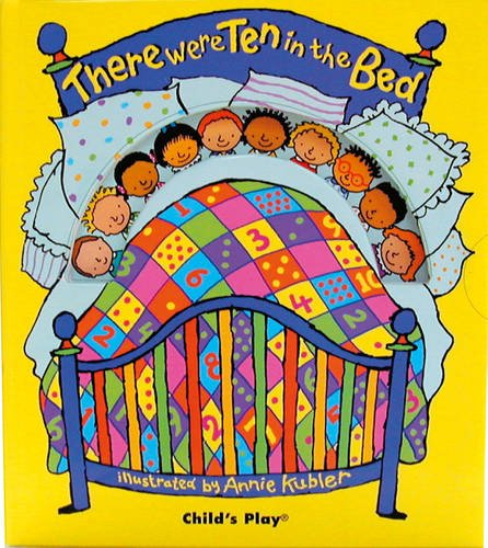 There were Ten in the Bed (Activity Books)