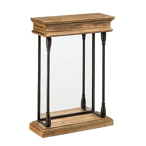 Protege Homeware Fir Wood/Metal Tribeca Mirror