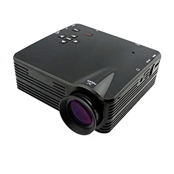 Home Cinema Theater Multimedia LED LCD Projector HD
