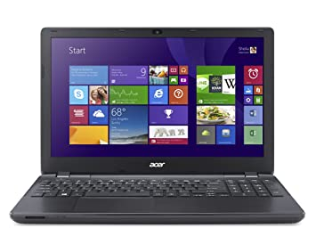 """Acer Aspire E5-571-30CV PC Portable 15,6"""" Noir (Intel Core i3, 4 Go de RAM, Disque dur 1 To, Windows 8.1)"""