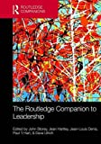 img - for The Routledge Companion to Leadership (Routledge Companions in Business, Management and Accounting) book / textbook / text book