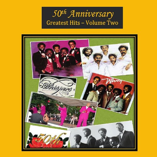 The Whispers - Whispers 50th Anniversary Greatest Hits - Zortam Music