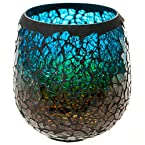 Mosaic Votive Candle Holder