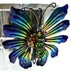 Blue Butterfly Pot Hugger