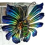 Blue Butterfly Pot Hugger