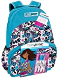 Style Me Up Wooky Colour Freedom Backpack (Blue)