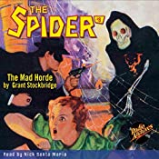 The Spider #8: The Mad Horde | Grant Stockbridge