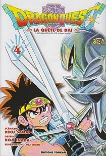 Dragon Quest, Tome 4 : par Sanj�