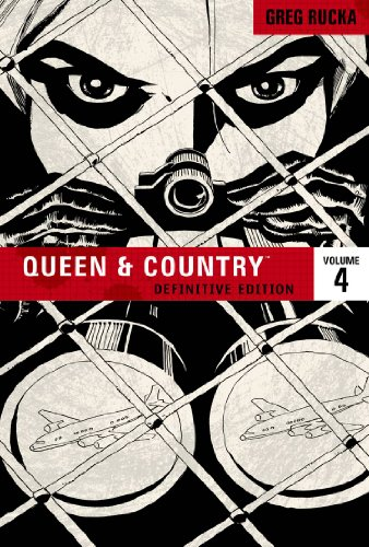 Queen & Country The Definitive Edition Volume 4 (Queen and Country (Graphic Novels))
