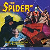 Spider #14 November 1934: The Spider |  RadioArchives.com, Grant Stockbridge