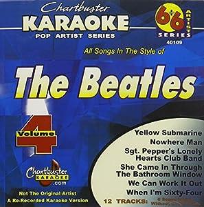 Karaoke Beatles 4 Music