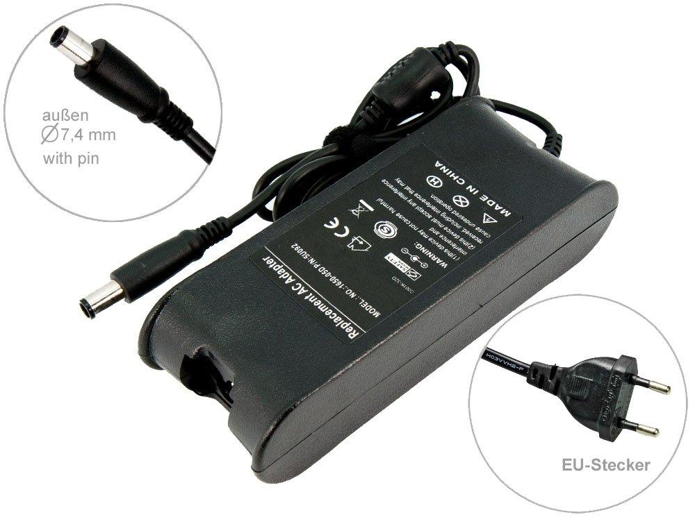 90W Alimentador Cargador Notebook AC Power compatible con Dell Vostro 3350-N33506 3400 3450 3450-N34503 3500 3550 3700 3750 A860 A90, con eurocable  Electrónica Más información y revisión del cliente