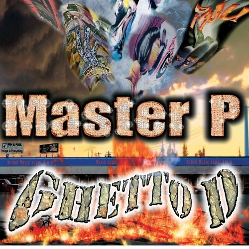 Ghetto D 10Th Anniversary Edition Clean Edition By Master P (2007) Audio Cd
