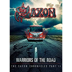 Warriors of the Road: The Saxon Chronicles Part II [Blu-ray]
