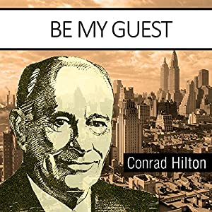 Be My Guest Audiobook