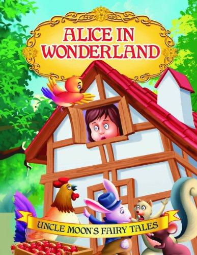 Alice in Wonderland (Uncle Moon's Fairy Tales) Image