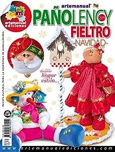 Amazon.com : Revista Manualidades Crea Tu Propio Proyecto -219 Paño