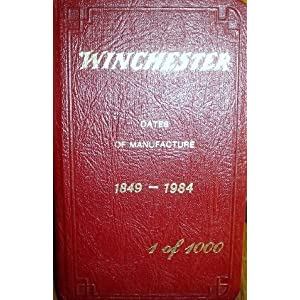 winchester manufacture date Federal and winchester primers manufacturing date discussion in 'handloading and reloading' started by maxm, feb 28, 2014.