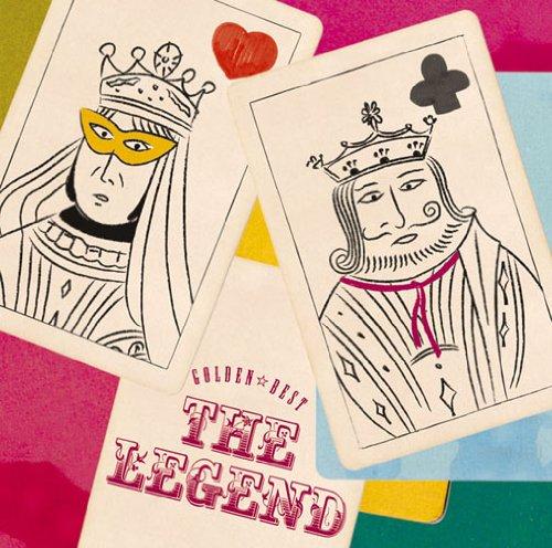 GOLDEN☆BEST 王様・女王様~The Legend