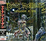 Iron Maiden Somewhere In Time [Japanese Import]