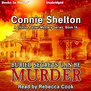 Buried Secrets Can Be Murder Audiobook