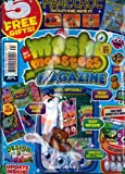MOSHI MONSTERS MAGAZINE MOSHI MONSTERS MAGAZINE ~ ISSUE 31 ~ 5 FREE GIFTS ~ MOSHI STICKERS / MASH UP CARDS / POSTCARD & MORE