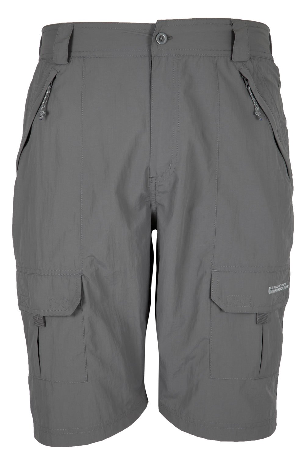 Mountain Warehouse Terrain Mens Lightweight Hiking Shorts