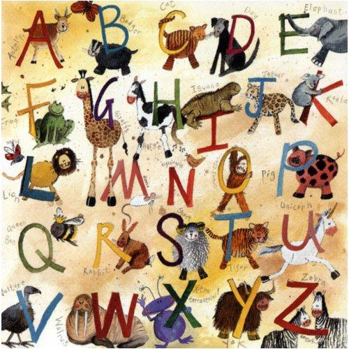 Cheap Briar Patch Animal Alphabet Floor Puzzle (B001PPYMYY)