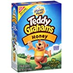 Teddy Grahams Crackers, (Honey, 10-Ou...