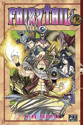 Fairy Tail Vol.42 francais