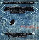 Set Fire To Flames: Telegraphs In Negative / Mouths Trapped In Static [CD]