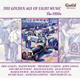 Golden Age of Light Music: The 1930's