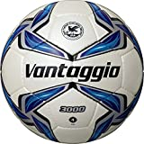 サッカーボール ヴァンタッジオ3000  4号 シャンパンブルー×シルバー