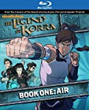 The Legend of Korra - Book One: Air [Blu-ray]