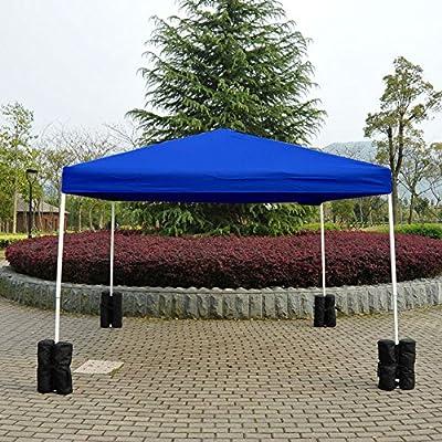 Pavillon Bein Gewichte 4pc gewichteten Füße Sandsäcke für Pavillon Zelt Festzelt Anker von Hyfive auf Gartenmöbel von Du und Dein Garten