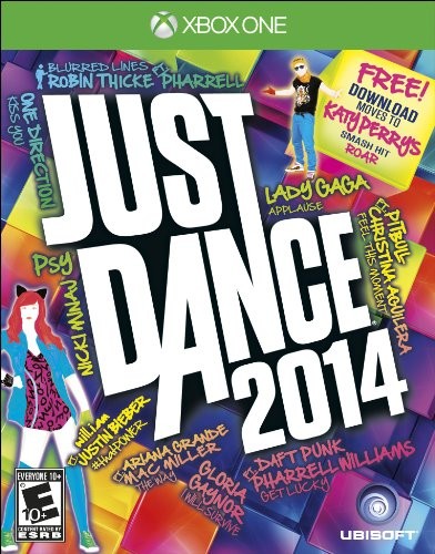 Just Dance 2014 front-245042