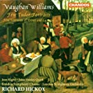 Vaughan Williams: Five Tudor Portraits/Five Variations Of Dives And Lazarus