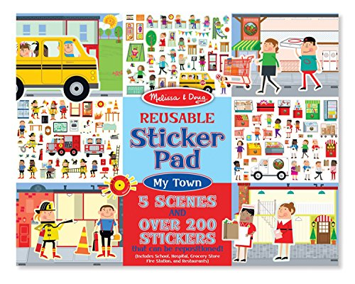melissa-doug-reusable-sticker-pad-my-town-200-stickers-and-5-scenes