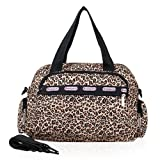 Violett – Weekend Bag (leopard)